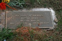 Alton J Dixon