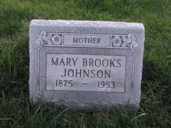 Mary <i>Brooks</i> Johnson