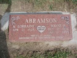 Wayne E. Abramson