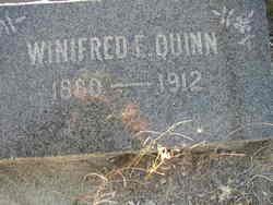 Winifred E Quinn