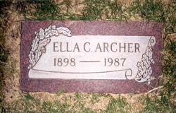 Ella <i>Callister</i> Archer