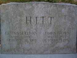 James Brown Hitt