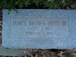 James Brown Hitt, Jr