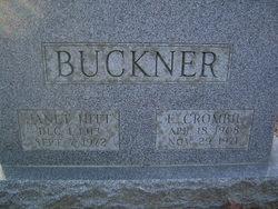 E. Crombie Buckner