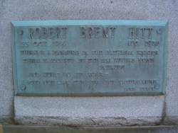 Robert Brent Hitt