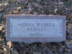 Agnes <i>Warren</i> Kenney
