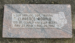 Clarence Ronald Beers
