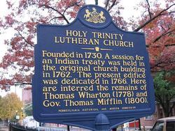 Trinity Lutheran Churchyard