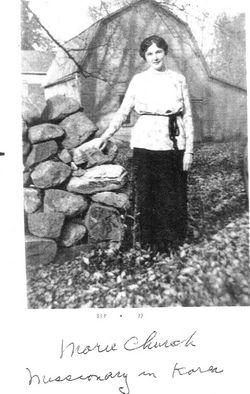 Marie Elizabeth Church