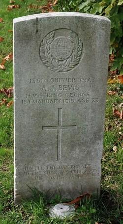 A. J. Bevis