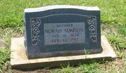 Edna Norah <i>Hayes</i> Adkison