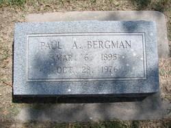 Paul A. Bergman