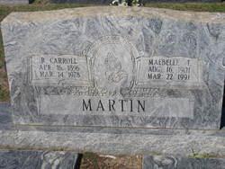 Rebecca Maebelle <i>Tucker</i> Martin