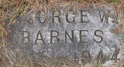 George Washington Barnes
