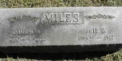 Icie Gertrude <i>Avers</i> Miles