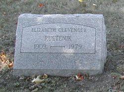 Alice Elizabeth <i>Clevenger</i> Ruetenik