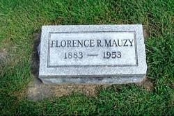 Florence R Mauzy