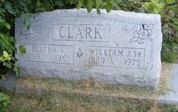 Bertha V <i>Gerding</i> Clark