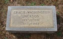 Gracie <i>Washington</i> Jackson
