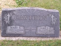 James Edgar Cawthon