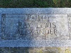 Ray Lewis Alexander