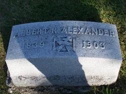 Albert Richard Alexander