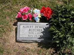 Albert Dewayne Butcher