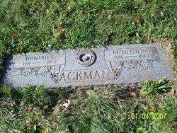 Howard Lee Ackman