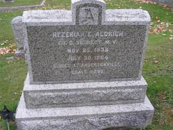 Hezekiah E. Aldrich