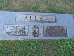 Cordie <i>Blalock</i> Allen