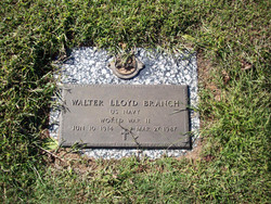 Walter Lloyd Branch