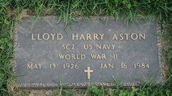 Lloyd Harry Aston