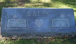 Vada Othella <i>Malone</i> Bales