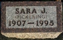 Sara J. <i>Pickering</i> Allbaugh
