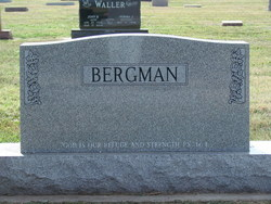 Lemoyne L Speedy Bergman