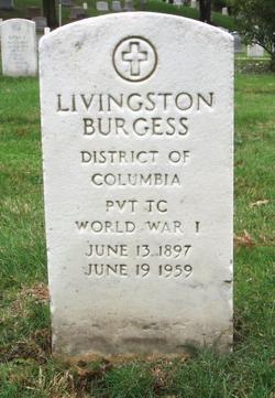 Livingston Burgess