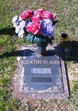 Larry A Leatherland