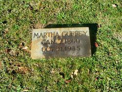Martha <i>Guffey</i> Bright