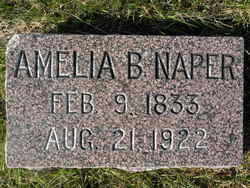 Amelia B. <i>Morse</i> Naper