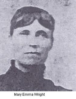 Mary Emma <i>Wright</i> Lyon