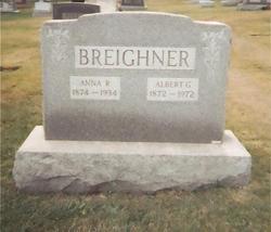 Anna Arabelle Annie <i>Parr</i> Breighner