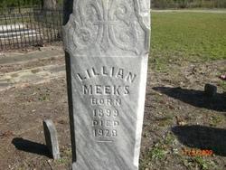 Lillian Meeks
