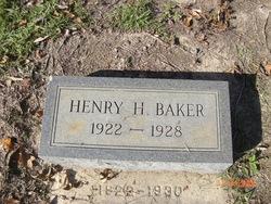 Henry Holmes Baker