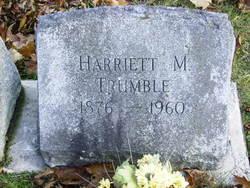 Harriett Melinda <i>Waite</i> Trumble