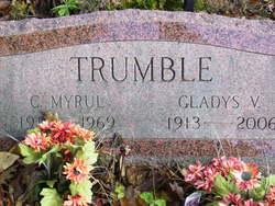C. Myrul Trumble