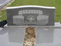 Beatrice <i>Vinson</i> Burgess