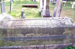 Rev Robert William Goldsborough