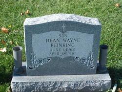 Dean Wayne Reinking