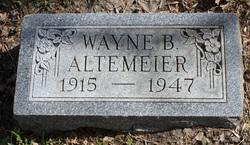 Wayne Bright Altemeier