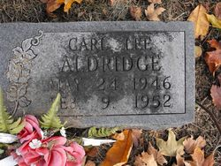 Carl Lee Aldridge